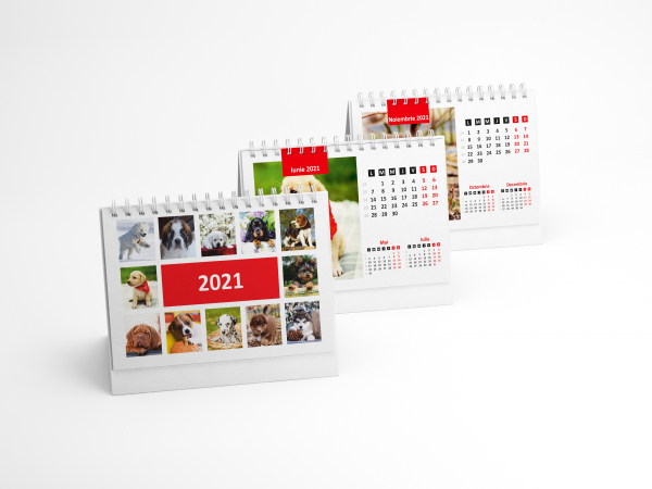 Calendar de Birou Triptic 2021 - Catei [3]