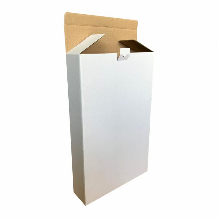 Cutie de carton microondul pentru expedieri 30x19x5 cm 0