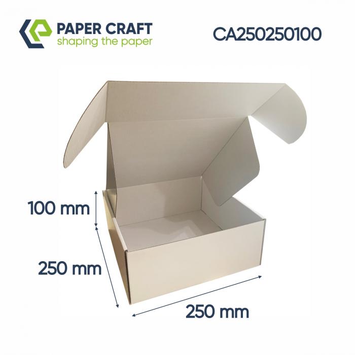 Cutie microondul cu autoformare 25x25x10 cm [5]
