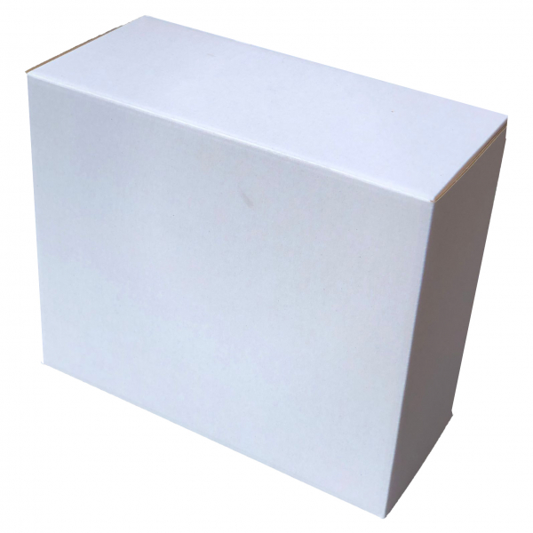 Cutie de carton microondul pentru expedieri 27 x 23 x 12,5 cm 1