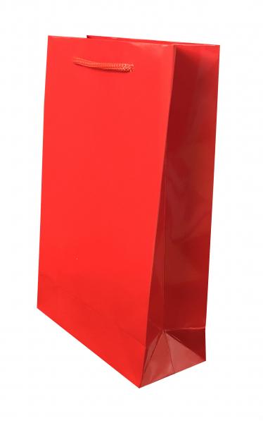 Punga cadou de hartie medie uni 0