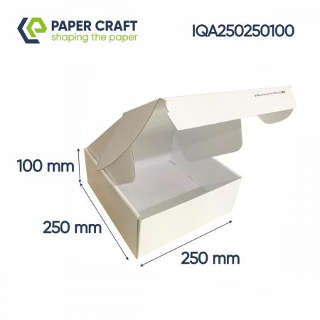 Cutie IQBOX microondul cu autoformare IQA250250100 [5]