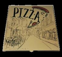 Cutie pizza urban NATUR 0
