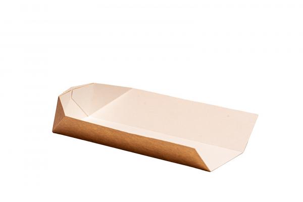 Tăviță carton natur baghetă 0