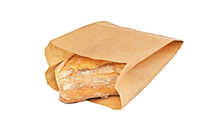 Pungă natur pentru pâine rotundă [1]