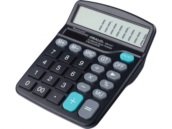 Calculator de birou OS837 0