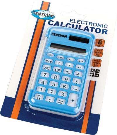 Calculator de buzunar 8 digiti 105*57*12mm [0]