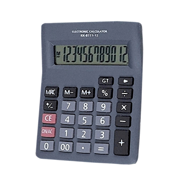 Calculator Memoris M12 0
