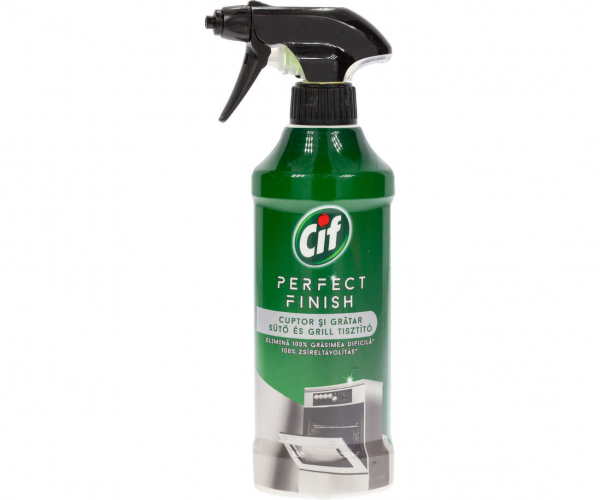 Cif Perfect Finish Oven and Grill spray 435 ml [0]