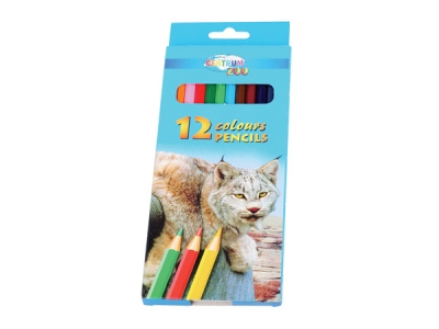 Creioane color 12 culori 0