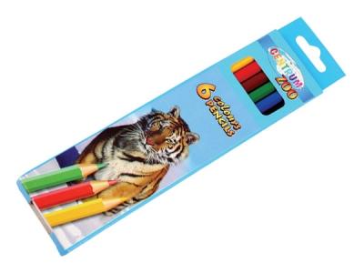 Creioane color 6 culori 0