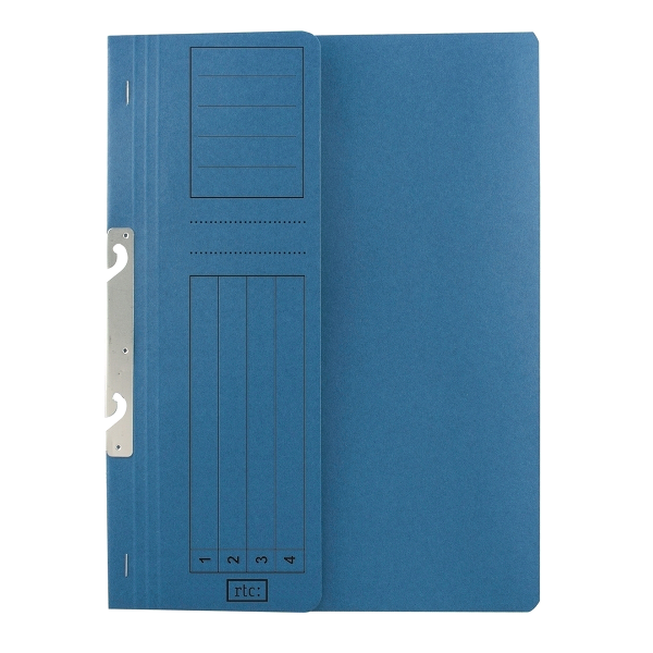 Dosar de incopciat 1/2, carton, 250 g/mp, color, 10 bucati/set 1
