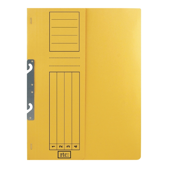 Dosar de incopciat 1/2, carton, 250 g/mp, color, 10 bucati/set 0