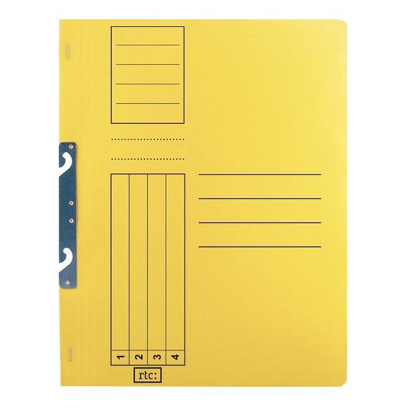 Dosar de incopciat 1/1, carton, 250 g/mp, color, 10 bucati/set 2