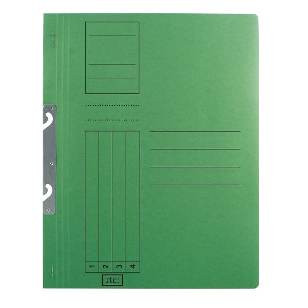 Dosar de incopciat 1/1, carton, 250 g/mp, color, 10 bucati/set 0