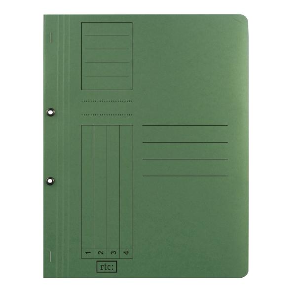 Dosar cu gauri 1/1, carton, 250 g/mp, color, 10 bucati/set [2]