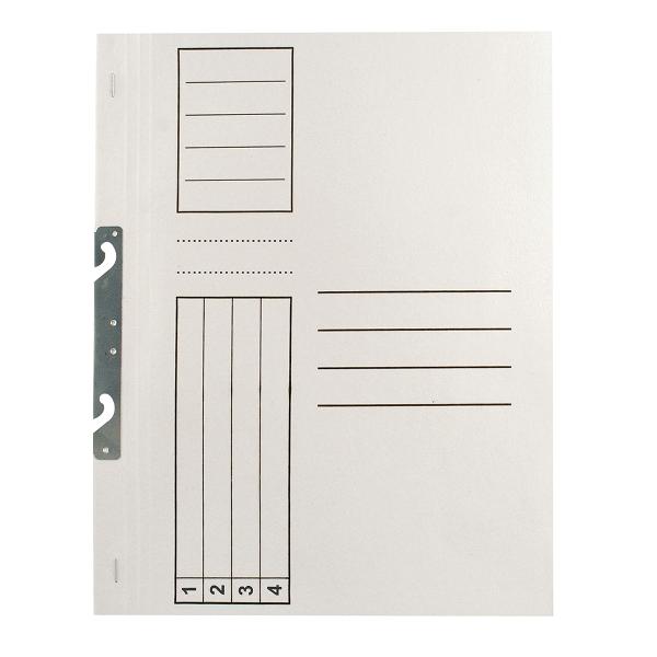 Dosar de incopciat 1/1, carton, alb [0]