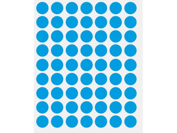 Etichete buline color Markin 0