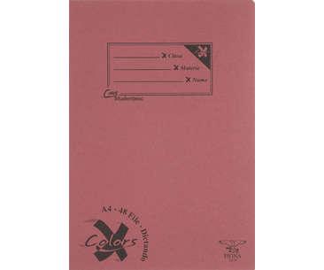 Caiet A4 60 file, maculator 0