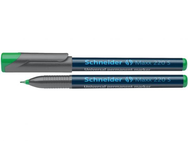Marker OHP Schneider Maxx 220 M - Verde 0