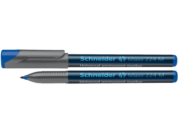 Marker OHP Schneider Maxx 224 M, Albastru 0