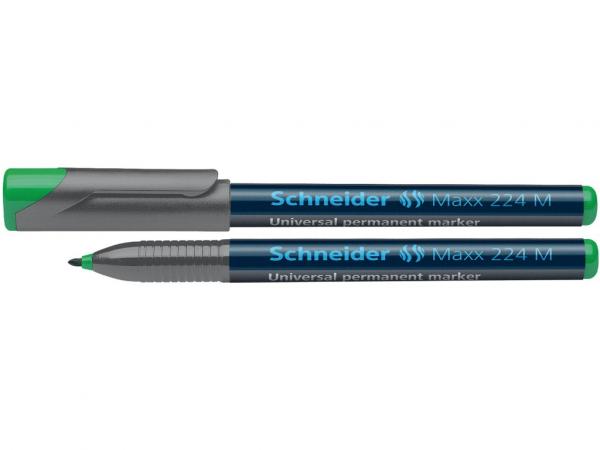 Marker OHP Schneider Maxx 224 M, Verde 0
