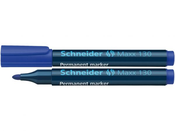 Marker Schneider Maxx 130 - Albastru [0]