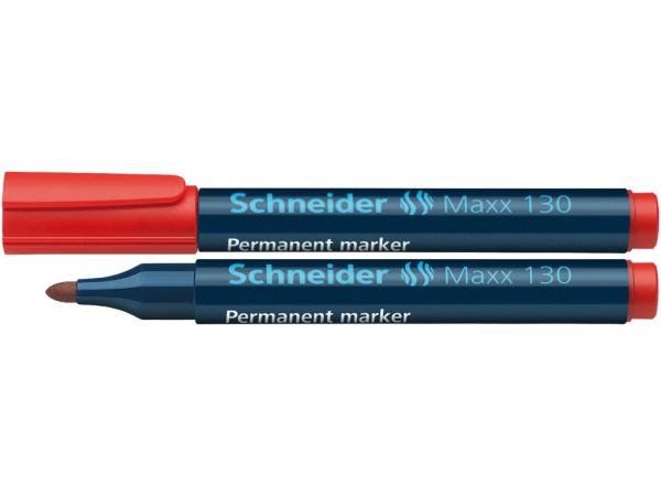 Marker Schneider Maxx 130 - Rosu [0]