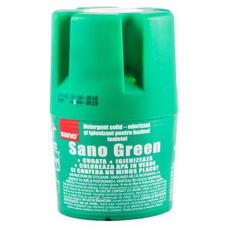Odorizant bazin Sano Green, 150 g 0