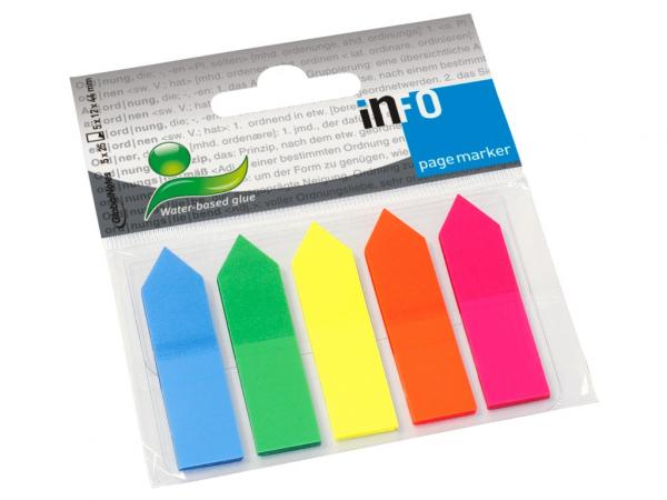 "PageMarker film color ""Sageata"" 0"