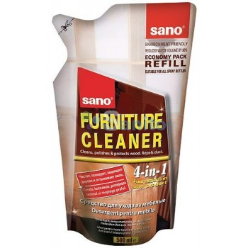 Sano furniture refill, 500ml, detergent mobilier, formica si metal 0