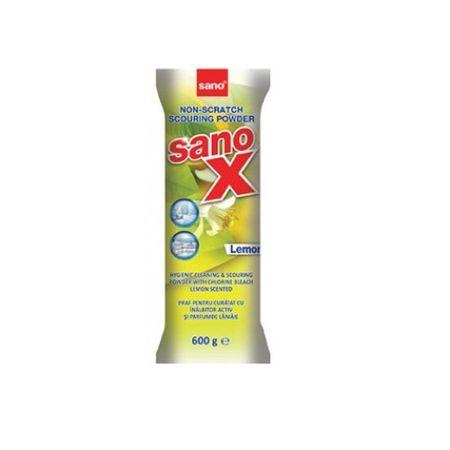 Praf de curatat Sano X Powder Refill 600G 0