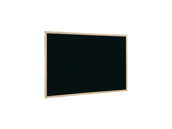 Tabla neagra 40 x 30 cm cu rama din lemn 0
