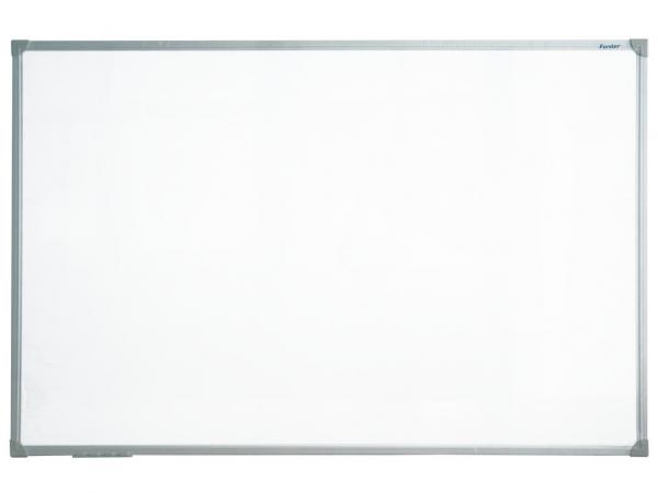 Whiteboard magnetic 90 x 60 cm cu rama din aluminiu Forster 0