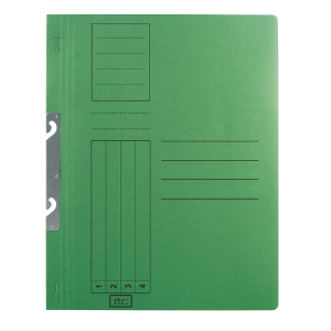 Dosar de incopciat 1/1, carton, 250 g/mp, color, 10 bucati/set0