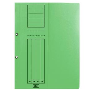 Dosar cu gauri 1/2, carton, 250 g/mp, color, 10 bucati/set2