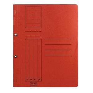 Dosar cu gauri 1/1, carton, 250 g/mp, color, 10 bucati/set0