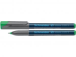 Marker OHP Schneider Maxx 220 M - Verde0