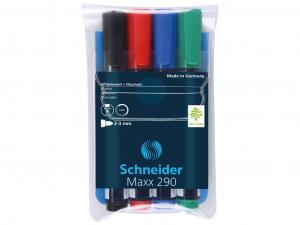 Marker whiteboard 290 4/set Schneider