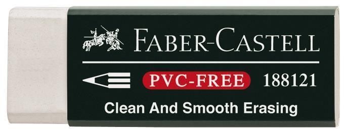 Radiera Creion 7081N 20 Faber-Castell 0