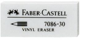 Radiera Creion 7086 Faber-Castell - 41x 18,5 x 11,5 mm 1