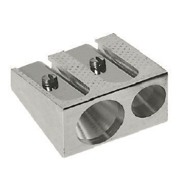 Ascutitoare Metal Dubla Faber-Castell 0
