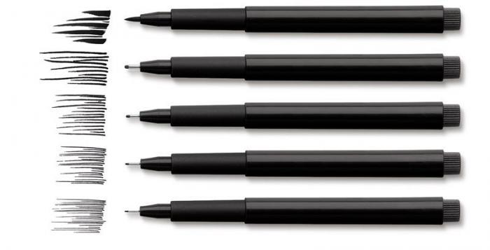 Pitt Artist Pen Faber-Castell 0