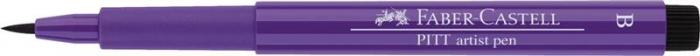 Pitt Artist Pen Brush Violet Purpuriu Faber-Castell 1
