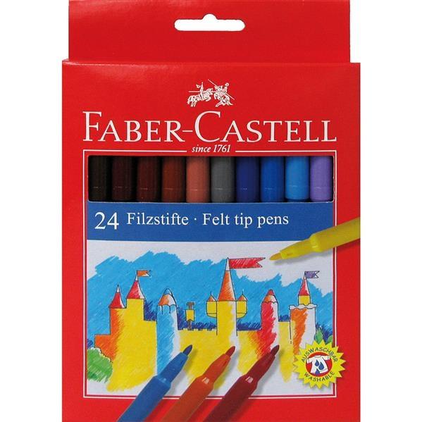 Carioci Faber-Castell - 50 culori 2