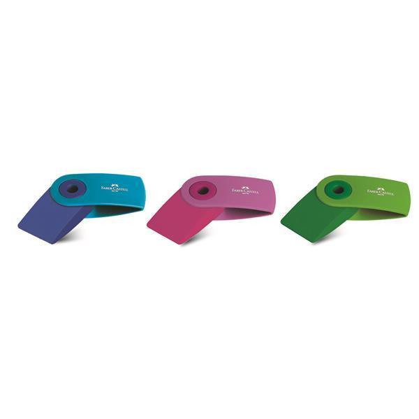 Radiera Creion Sleeve Mini Trend Faber-Castell 1