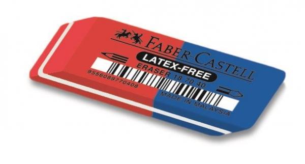 Radiera Combinata 7070 Faber-Castell 3