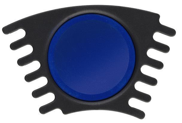 Rezerva Acuarele Connector Faber-Castell - Albastru Ultramarin  0