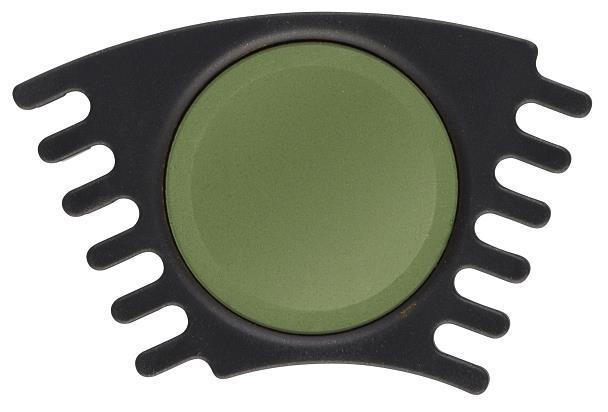 Rezerva Acuarele Connector Faber-Castell - Verde Oliv  0
