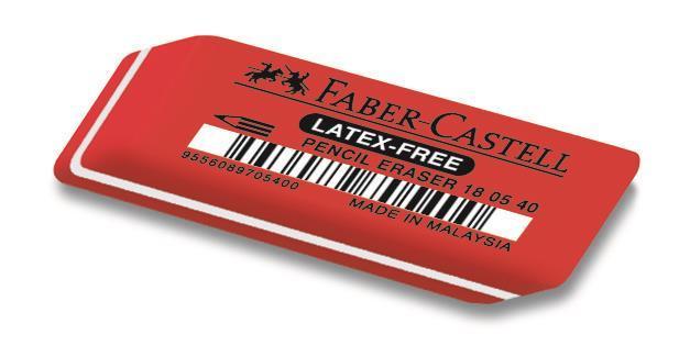 Radiera Creion 7005 40 Faber-Castell 0